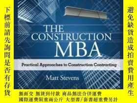 二手書博民逛書店The罕見Construction Mba: Practical