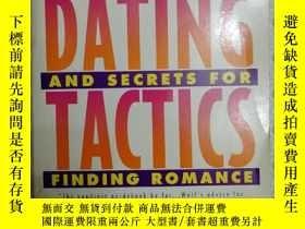 二手書博民逛書店Guerrilla罕見dating tacticsY281995