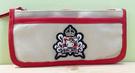 【震撼精品百貨】Hello Kitty 凱蒂貓~Hello Kitty日本SANRIO三麗鷗KITTY化妝包/筆袋-皇冠雨飾*49783