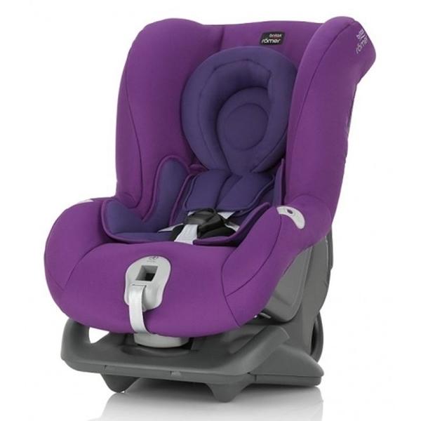 Britax 頭等艙0-4歲安全汽座(安全座椅)紫色BX21243[衛立兒生活館]