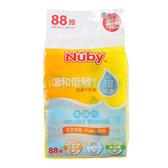 【奇買親子購物網】Nuby EDI超純水柔濕巾88抽/1串