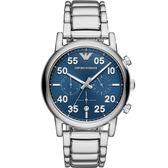 Emporio Armani飛行風格計時腕錶   AR11132
