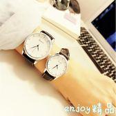 【618好康又一發】手錶韓版復古休閑石英情侶手錶