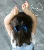 兒童頭飾 韓國超仙發夾女寶寶嬰兒公主發卡紅色蝴蝶結 女童發飾潮限時大優惠!