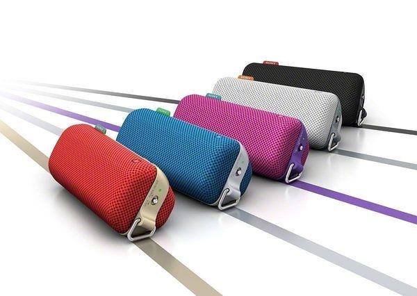 SONY SRS-BTS50 NFC 藍芽喇叭 超級有型 輕量隨身攜帶 防滴濺設計