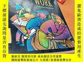 二手書博民逛書店原版罕見School to Work: A Student HandbookY23609