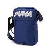 PUMA EVO ESSENTIALS 小側背包 電子藍 078001-03