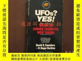 二手書博民逛書店英文版:UFOs?罕見YES! WHERE THE CONDON COMMITTEE WENT WRONGY1