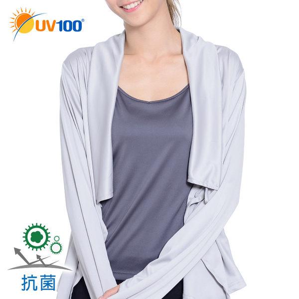 UV100防曬寬版罩衫-優雅簡約款式