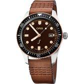 ORIS 豪利時 青銅 曾宇謙聯名款 復刻 限量 機械錶 (0173377204388-SetLS)