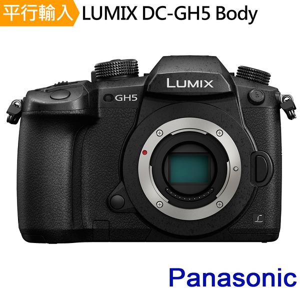 Panasonic LUMIX GH5單機身*(中文平輸)
