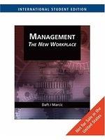 二手書博民逛書店《Understanding Management》 R2Y I