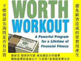 二手書博民逛書店The罕見Net Worth WorkoutY256260 Susan Feitelberg Amacom