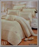臻典臻美系列 ☆╳★ 5*6.2尺 精梳棉雙人五件式高級床罩組〔玫瑰戀人〕3色