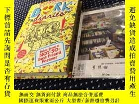 二手書博民逛書店英文原版罕見Dork diaries : tales from a NOT-SO-Best friend fore