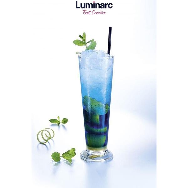 法國樂美雅Luminarc 390cc中立茲杯 玻璃杯 飲料杯 果汁杯 啤酒杯 arc