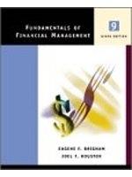 二手書博民逛書店 《Fundamentals Of Financial Management》 R2Y ISBN:0030314615│EugeneBrigham