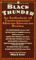 二手書博民逛書店《Black Thunder: An Anthology of Contemporary African-American Drama》 R2Y ISBN:0451628446