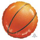 18吋鋁箔氣球(不含氣)-籃球