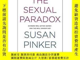 二手書博民逛書店The罕見Sexual Paradox: Extreme Men