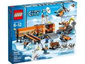 【LEGO 樂高積木】City 城市系列 - 極地基地 LT-60036