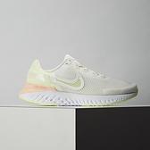 Nike Legend React 3 女鞋 白黃 輕量 舒適 避震 透氣 慢跑鞋 CK2562-100