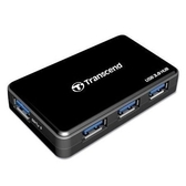 創見 HUB集線器 【TS-HUB3K】 USB3.0 4-Port 可快充 iPhone iPad 新風尚潮流