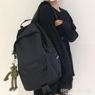 書包女韓版高中大學生校園簡約百搭大容量背包男潮牌 雙肩包女ins 艾瑞斯居家生活