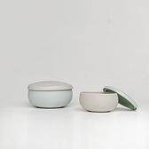 台灣 Besovida 雙雙 1+1 全矽膠環保餐碗 - 薄荷綠