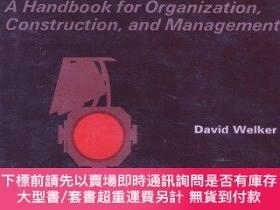 二手書博民逛書店Stagecraft:罕見A Handbook for Organization, Construction, a