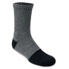 【SNOW TRAVEL】高級美麗諾羊毛襪登山防寒襪 – 深灰 L號 ( 25-27cm )