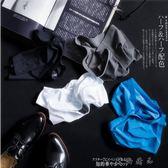 日本羊奶絲超薄冰絲透氣四角褲