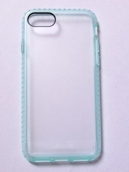 USAMS iPhone 7 / iPhone 8 / SE2020 / SE2軟式手機保護殼 明湖系列 防撞緩衝減震