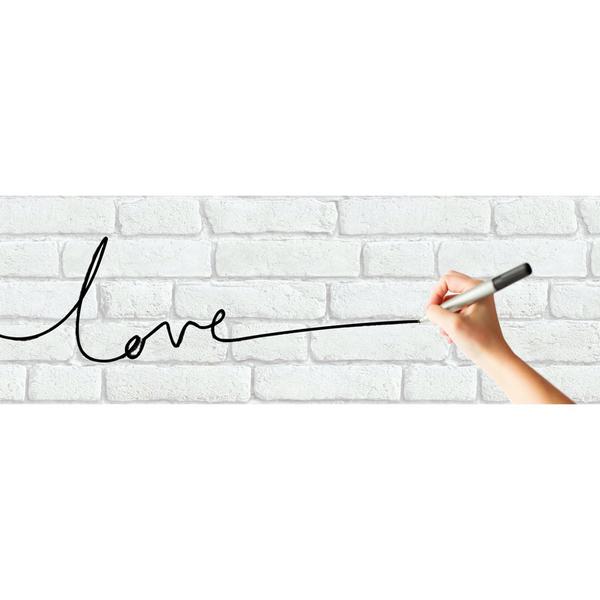 文化石 白板壁紙 塗鴉貼 黑板貼 法國 KOZIEL /8888-854