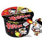 韓國SamYang 三養火辣雞肉風味炒麵-碗麵(105g) 2014全球最辣泡麵TOP2