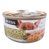 CHICKEN愛狗天然食-鮮嫩雞肉+南瓜+青豆 (70Gx24罐)-箱購
