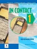 二手書博民逛書店 《In Contact》 R2Y ISBN:0201579790│Longman