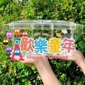 壓克力魚缸 魚苗雙層魚缸繁殖盒孔雀魚孵化盒斗小魚幼魚魚苗水族箱隔離盒小號 1色