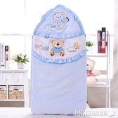 嬰兒睡袋春秋薄款 夏季空調房純棉透氣寶寶拉鍊睡袋兒童防踢被 全館免運