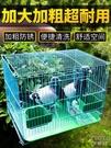 鳥籠鸚鵡八哥玄鳳籠子鳥籠子鴿子籠大號超大特大大型養殖家用YJT 【快速出貨】