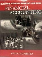 二手書博民逛書店 《Financial Accounting (Accounting Principles Series)》 R2Y ISBN:0538846712│RickAntle