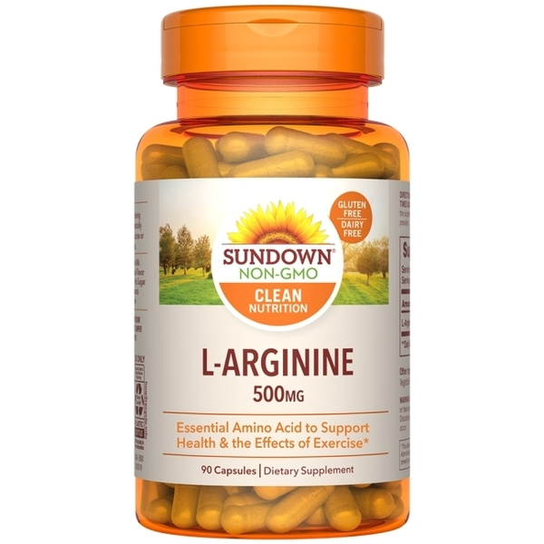 Sundown日落恩賜 特極精胺酸(90粒x2瓶)組