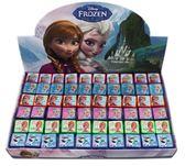 【卡漫城】 冰雪奇緣 印章 六顆組 方形  ㊣版 Frozen 玩具 獎勵圖章 艾莎 安娜 雪寶 Olaf Anna Elsa