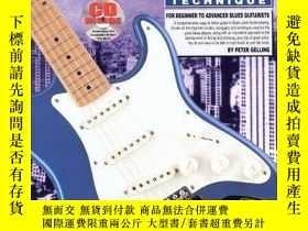 二手書博民逛書店Progressive罕見Blues Lead Guitar TechniqueY255562 Peter G
