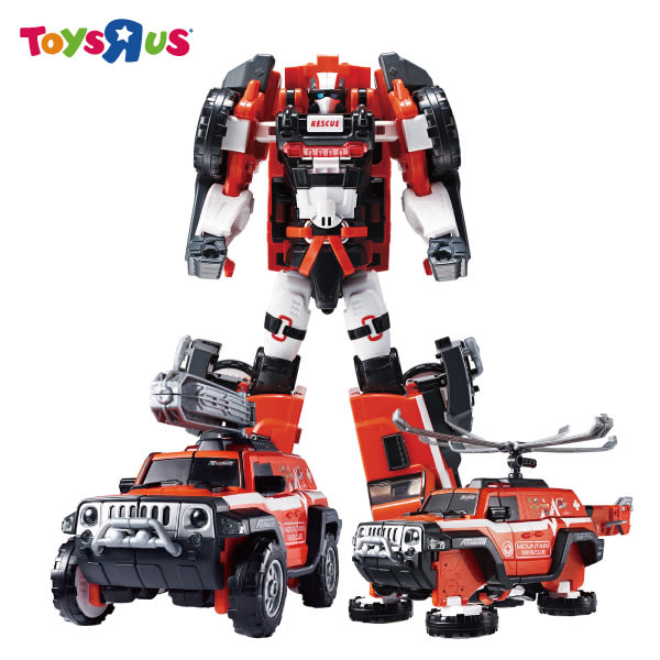 玩具反斗城 TOBOT 機器戰士TOBOT-吉普