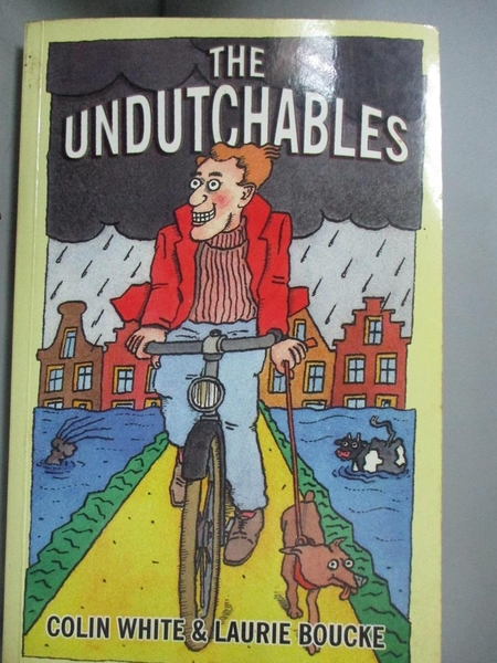 【書寶二手書T1/大學社科_NIA】The Undutchables: An Observation of the Netherlands…