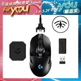 【Logitech 羅技】G903 LIGHTSPEED 無線電競滑鼠 【加碼贈洗衣槽清潔劑】