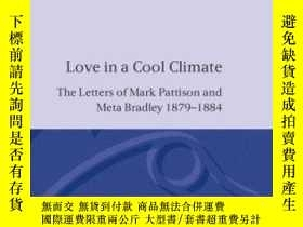 二手書博民逛書店Love罕見In A Cool Climate: The Let