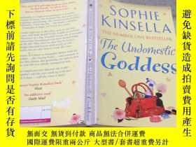 二手書博民逛書店the罕見undomestic goddess不令人著迷的女神Y200392
