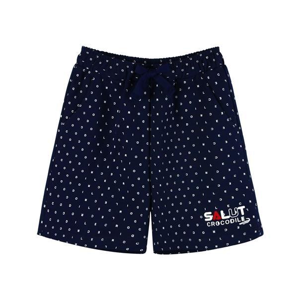 『小鱷魚童裝』印花運動短褲(02號~06號)535607